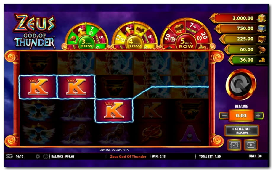 66 free spins casino at Party Casino