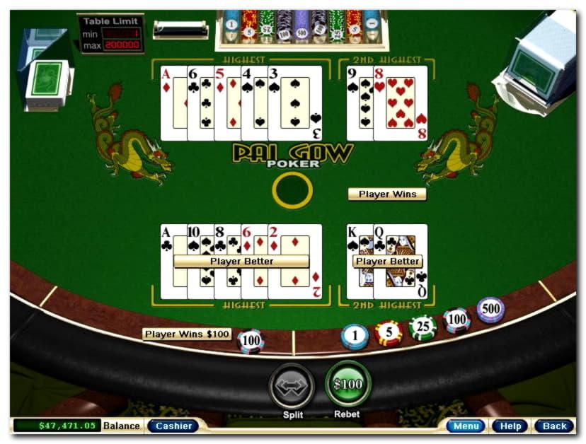 Bezplatný čip £ 135 v kasíne Sloty
