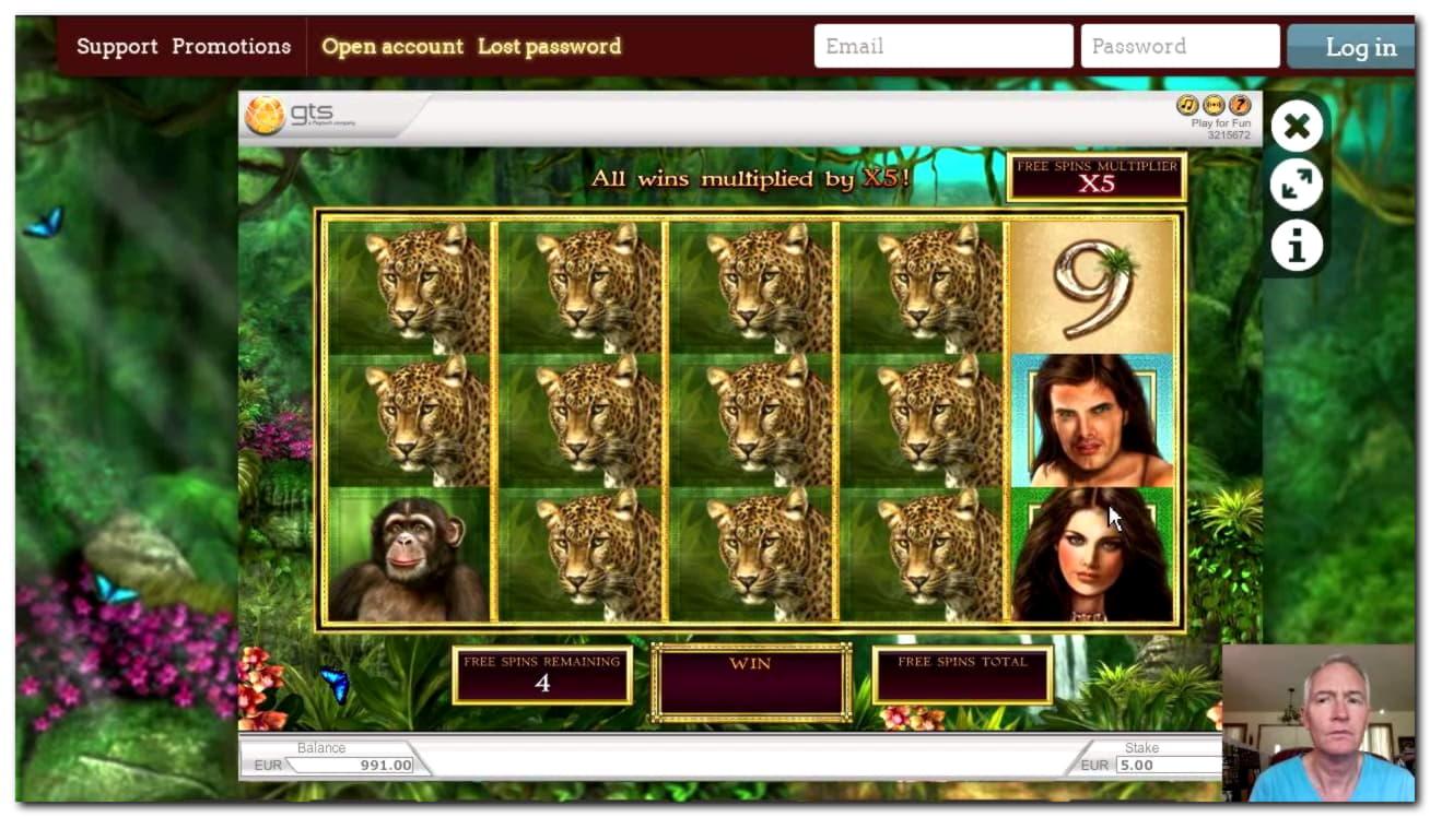 490% Matchbonus på Gamebookers Casino