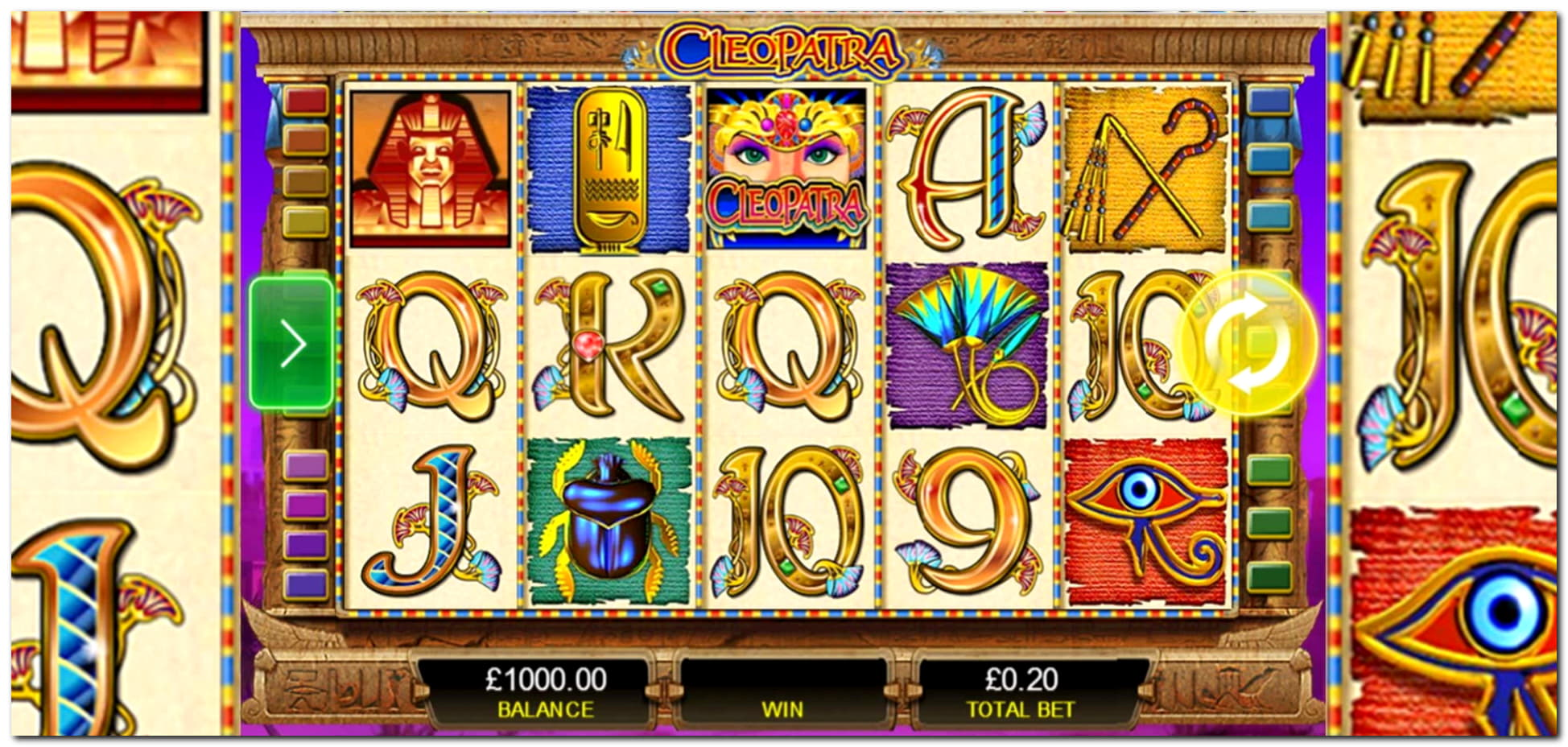 Eur 420 Free Chip at Video Slots Casino