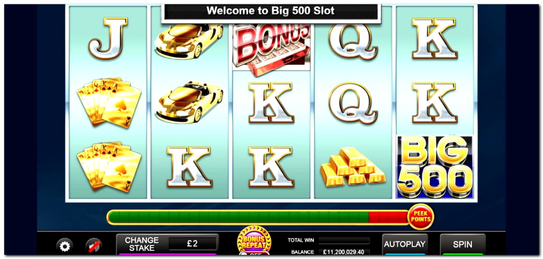 € Tournoi 475 au BGO Casino