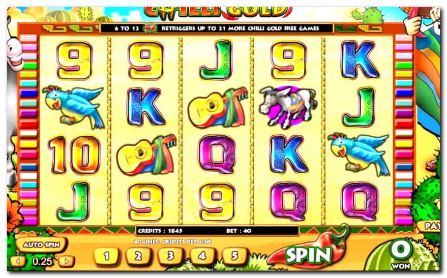 100 free casino spins at Kaboo Casino