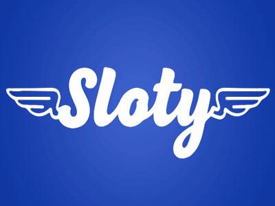 Schermata di Sloty Casino