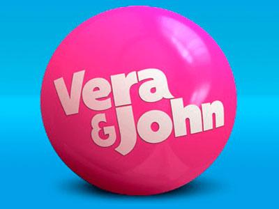 Vera ו Jhon קזינו מסך